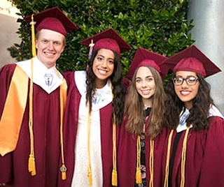 Escondido Charter High School's Traditional Classroom Program's Graduation