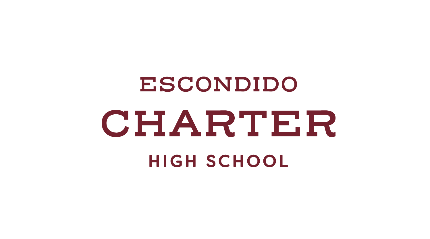 Escondido Charter High School logo